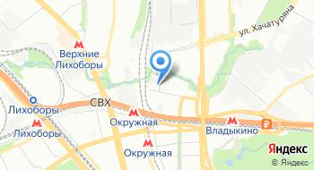 ПромДор на карте