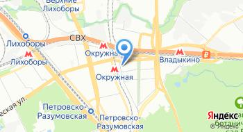 ЮниПерсонал на карте