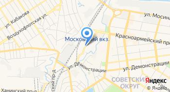 Автосервис Путёвый на карте