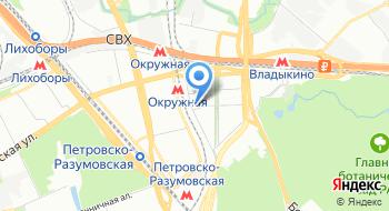 Dialex на карте