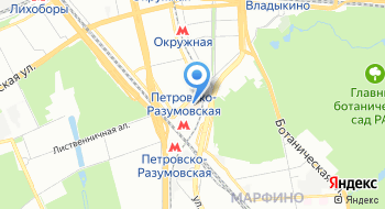 Магазин Наперсточек на карте