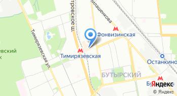 Сервис центр Sotics на карте