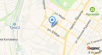 Тульское региональное отделение ЛДПР на карте