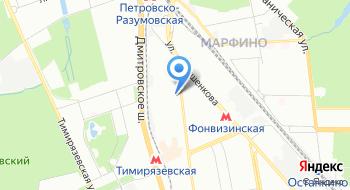 ГБУЗ ДГП № 110 Дзм, филиал № 3 на карте