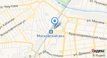 Московское Мрджв на карте