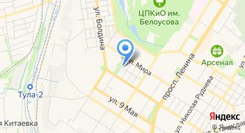 Ателье Andlux на карте