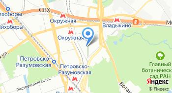 ТД Беллакт на карте