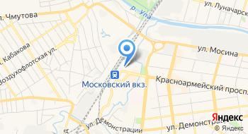 Юридическая контора агентство Статус на карте