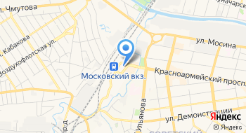 Магазин HomeTex на карте