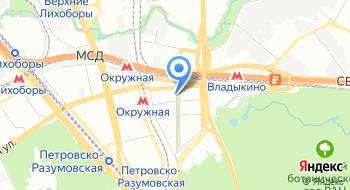 Российская кинологическая организация на карте