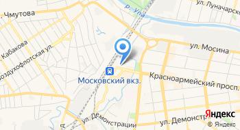 НИИР ФГУП НИИСУ Тульский филиал на карте
