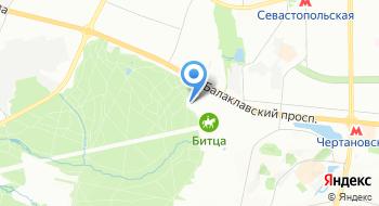 Битца КСК на карте