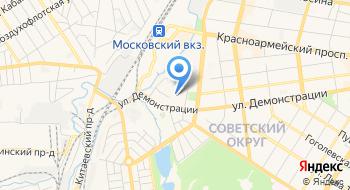 ЧДОУ Детский сад №71 РЖД на карте