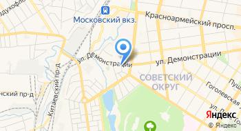 ЖК Южный на карте