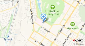 Центр эстетического развития Оникс на карте
