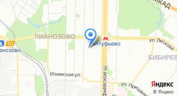Государственное унитарное предприятие города Москвы Специальное предприятие при правительстве Москвы на карте