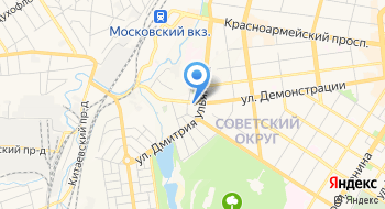 Агрика на карте