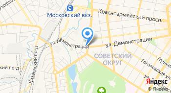 Отдел ЗАГС по Привокзальному, Советскому районам г. Тулы на карте