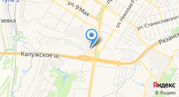 MVEservis на карте