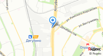 IT-ServicePro на карте