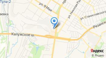 Книжгород РИК Созидание на карте