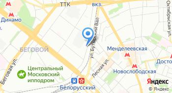 DeepArtment на карте