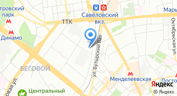 Экстра-В на карте