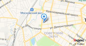 Славянская клиника Центр похудения Елены Морозовой на карте
