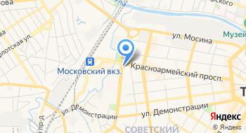 Агентство Статус, юридическая контора, ИП Федосеев В.А. на карте