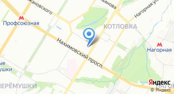 Чебоксарская паркетная фабрика на карте