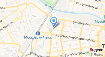 Караоке-клуб Баритон на карте
