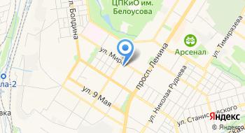 Бюро переводов Неон на карте