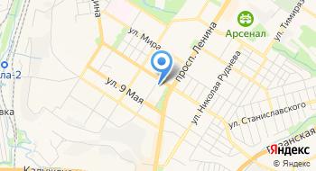 Областной центр новых информационных технологий ТулГУ на карте