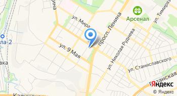 Тульский Государственный Университет на карте
