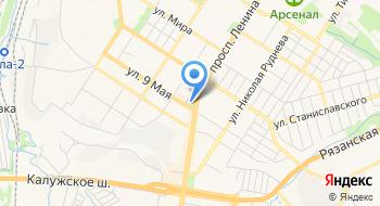 ЭКО-ресторан СъелБыСам на карте