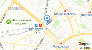 Комус на карте