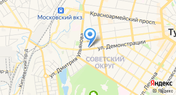 ТД ВладМиВа Тульский филиал на карте