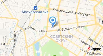 Тульский Государственный университет Общежитие №11 на карте
