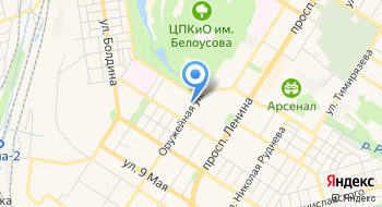 Ремжилхоз участок №2 МУП на карте