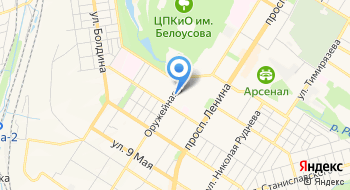 Финансовый университет при Правительстве РФ, филиал на карте