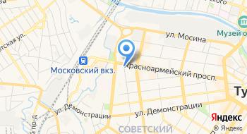 Отдел жилищно-коммунального хозяйства Главного управления по Советскому территориальному округу на карте