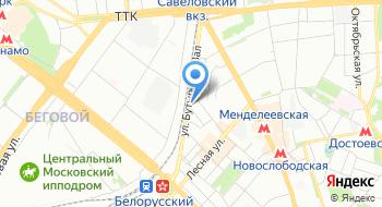 Экомоторс на карте