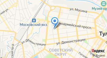 Кондитерская Савельев и К на карте
