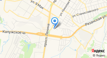 Санаторий-профилакторий на карте