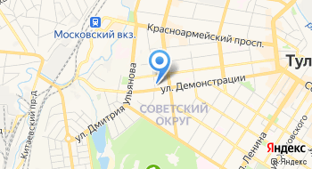 Фотостудия Натальи Никулиной на карте
