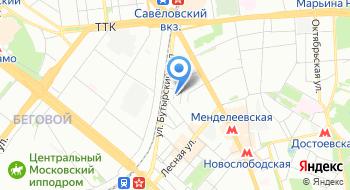 Вокальная студия Андрея Билля на карте