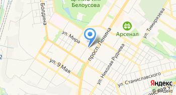 Магазин Подмастерье на карте