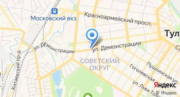 ТОО ПП КПРФ на карте