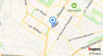 ГУЗ ТО ККВД Отделение врачебной косметики и пластической хирургии на карте