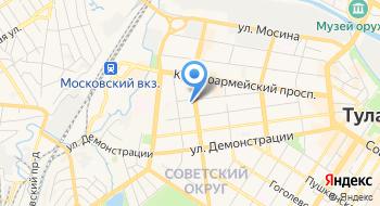 СтройПласт71 на карте